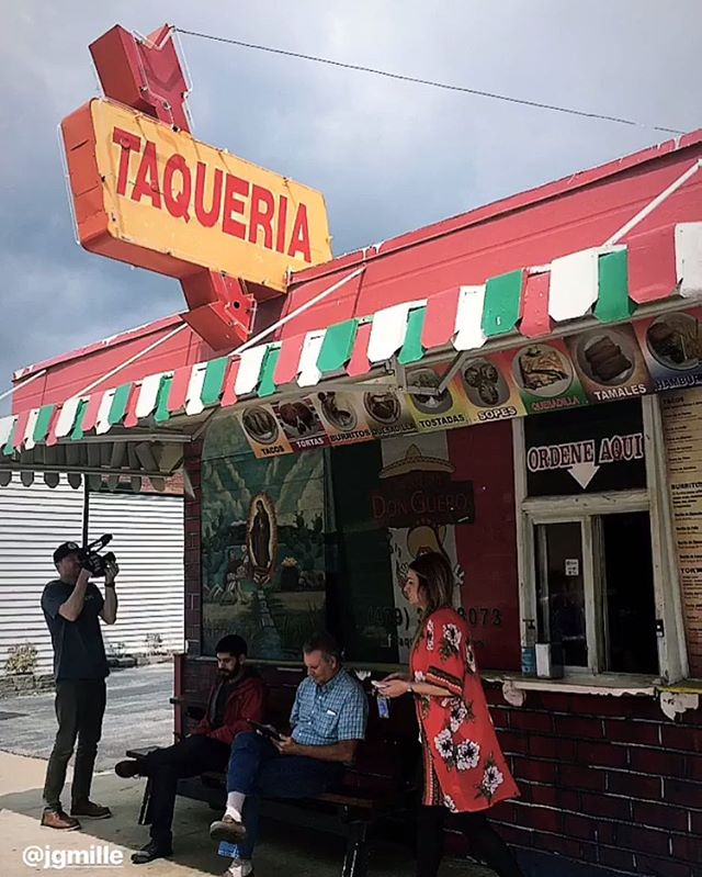 We spent the day with @casedig trying all of the taquerias on the #springdaletacotour!! There will be a feature in the May publication of @citiscapesmagazine + we'll also be featured on the @laterwithjasonsuel show in the coming months! Big thanks to @jgmille from @red_barn_studio for eating tacos and running the camera like a champ!  🌮 #teamspringdale